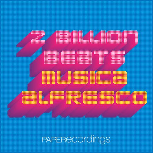 2 Billion Beats - The Moodymann