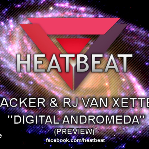 Stacker & RJ Van Xetten - Digital Andromeda (Preview)