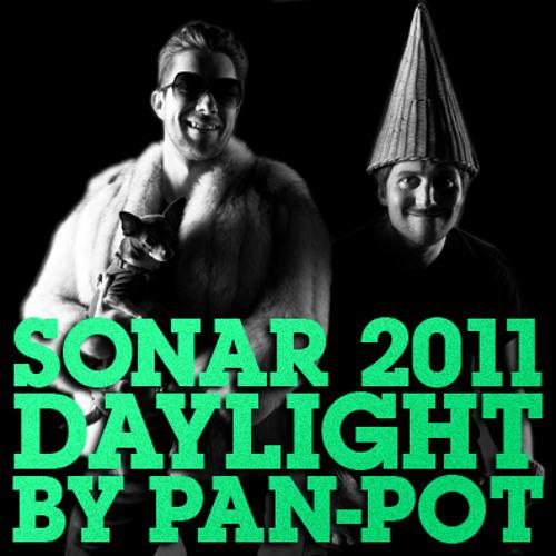 Sonar by Day Pan-Pot 2011