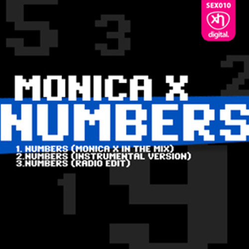 SEX010: MONICA X - Numbers (Monica X In The Mix)