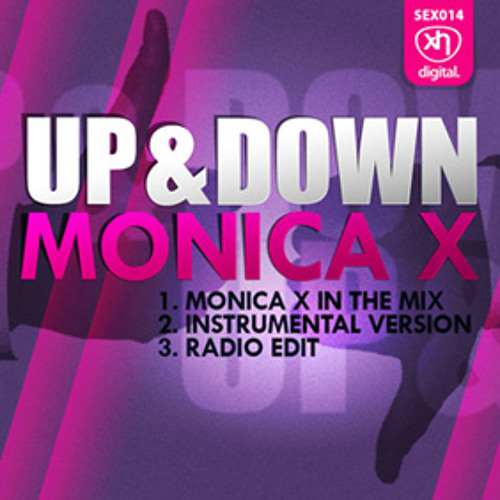 SEX014: MONICA X - Up & Down (Monica X In The Mix)