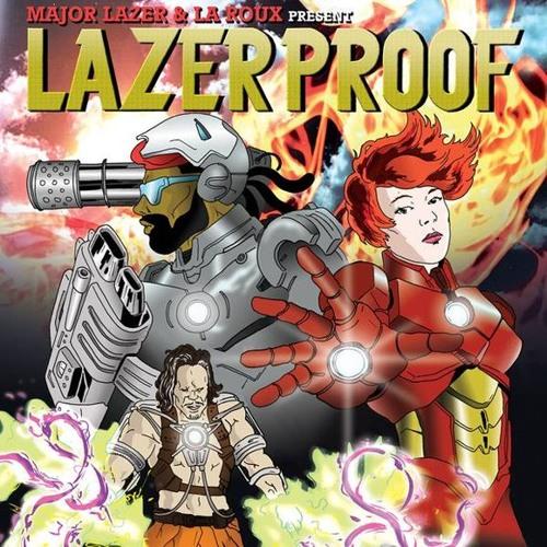 La Roux - Bulletproof (Nacey Remix)