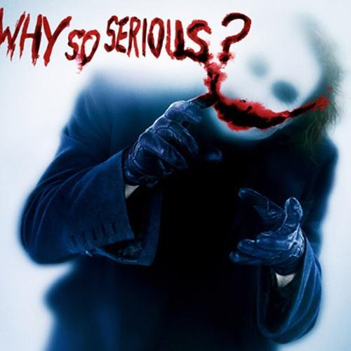 Sammy G - Why So Serious?