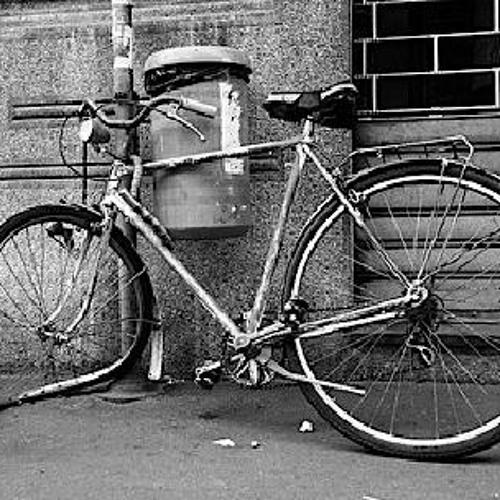 Drunk Bicycle Slalom