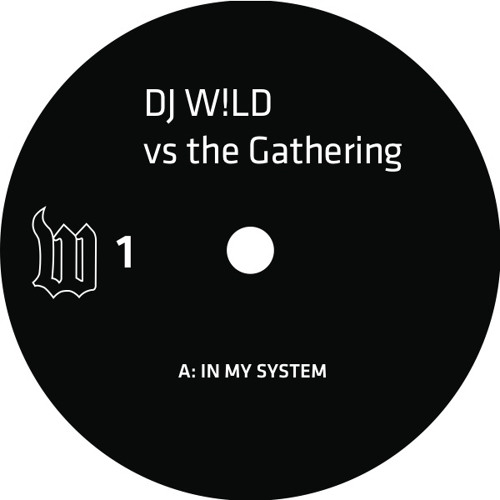 DJ W!LD vs The Gathering - In My System (The W Label, W01)