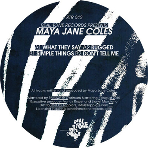 Fish Go Deep vs Maya Jane Coles - Cure What They Cause (Fry Ups Refix)