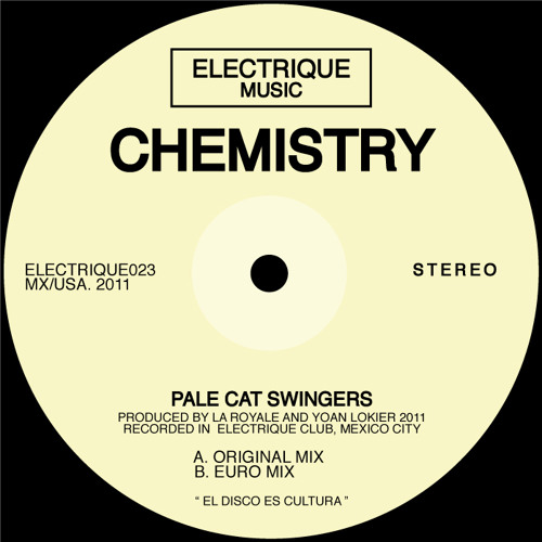 Chemistry - Pale Cat Swingers