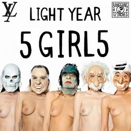 Light Year - Movin (Strip Steve Remix)