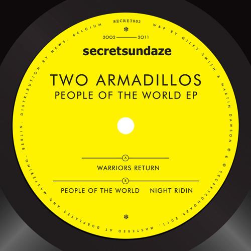 secretsundaze 002 // Two Armadillos - Night Ridin (Original)