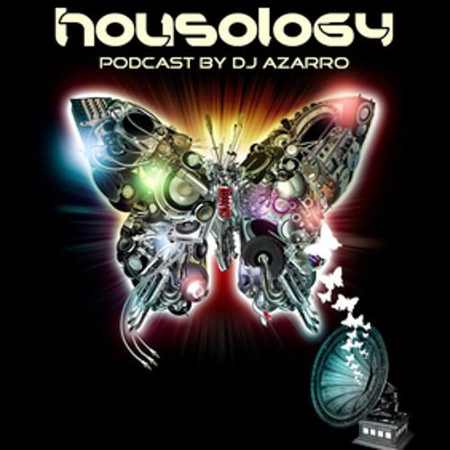 Dj Azarro - Housology Podcast Episode 5 (RE-ZONE Guest Mix)