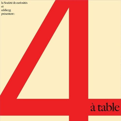 4aTable8_dec2009 with Laurent Chambert & David Fenech