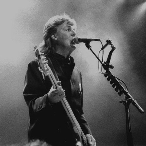 PAUL MCCCARTNEY - Coming Up (Live in Japan- 07 Marzo,1990)