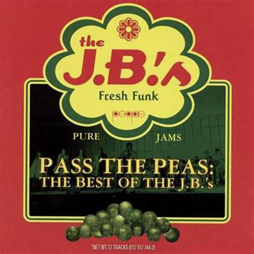 The JB's - Pass The Peas ( AB drunk edit )