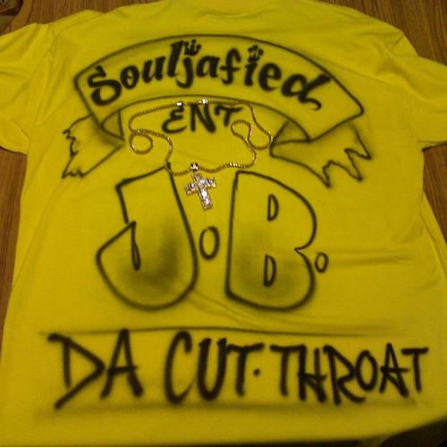 J.B da Cutthroat feat. Lady Red & Juu-Ms jazzy