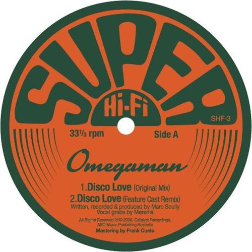 Disco Love - (Original Mix)