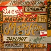 Matt & Kim - Daylight (Troublemaker Remix Ft. De La Soul)