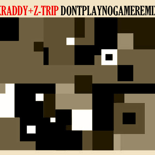 Beastie Boys - Don't Play No Game That I Can't Win [Kraddy and Z-Trip Evil Twin Rmx]