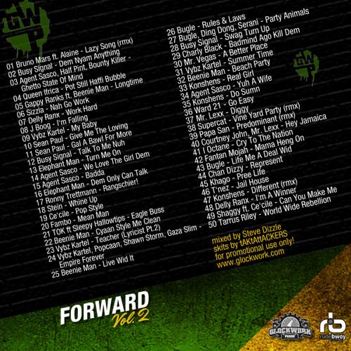 Glockwork Posse - FORWARD - Vol. 2