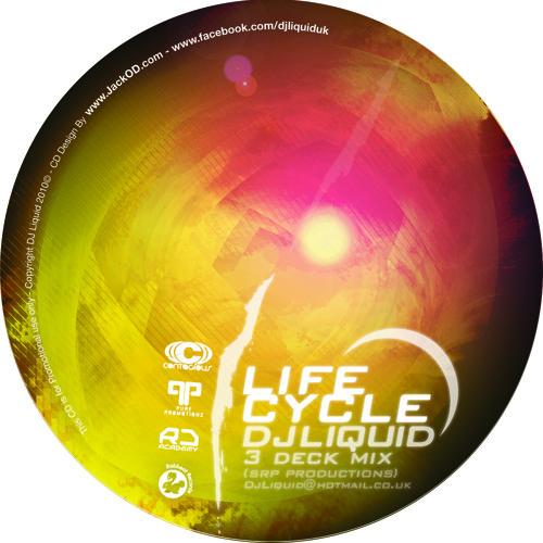 Dj liquid PART 1 (jump up and dancefloor) lifecycle
