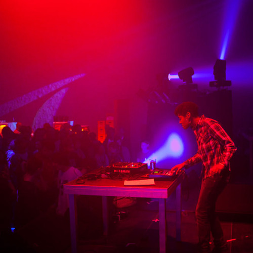 Mix for Radio Student, Ljubljana (Slovenia) 89.3 FM