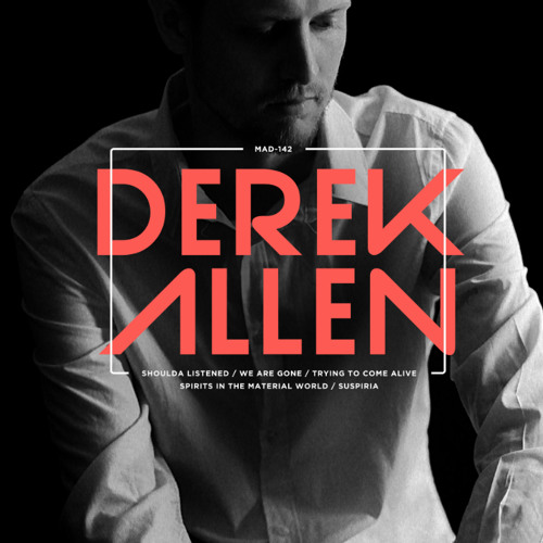 Derek Allen - Spirits In The Material World