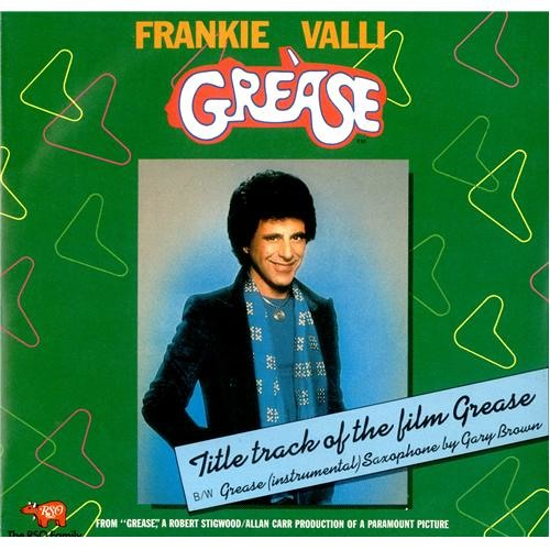 Frankie Valli - Grease is The Word (Fry Ups Mix)