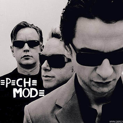 Depeche Mode - ENJOY THE SILENCE (PsyTechTrance - Remix)