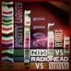 Pretty Lights vs Radiohead vs Nirvana vs NIN