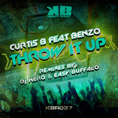 Curtis B - Throw It Up (Easy buffalo & Undersound remix)