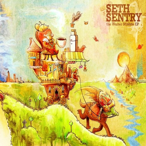 Seth Sentry- Train Catcher (Shane Martz Dubstep Remix)