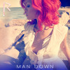 Rihanna-Man Down (Instrumental)