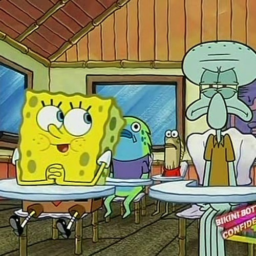 Back it up - Hot Rod & Alby (spongebob)