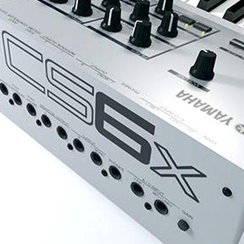 CS6X Yamaha Synth-test