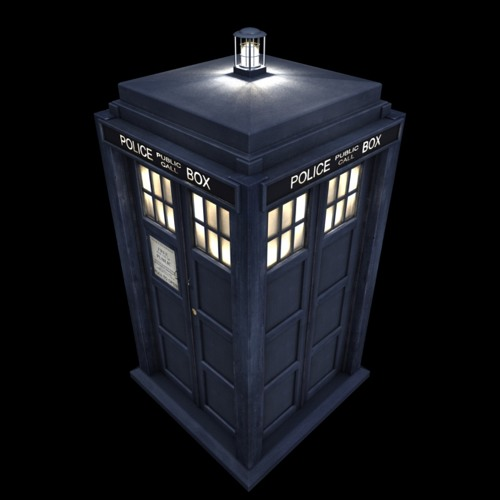 Doctor Who (mellow mix)