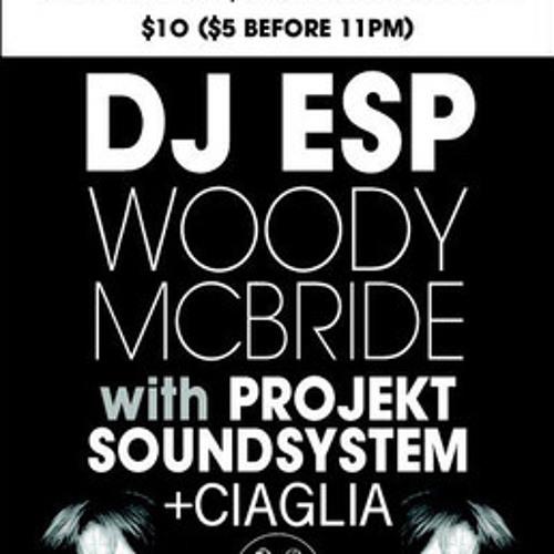 DJ ESP aka  Woody McBride - a2 off the ceiling (advent remix)