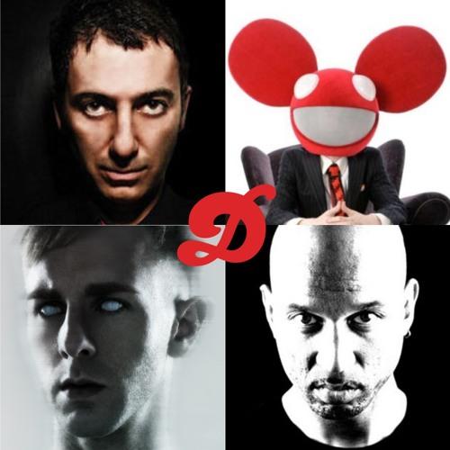 Plastikman & Dubfire vs Orlando Voorn & Deadmau5 - Spastik Paco Di Bango (Dubtik Bootleg)