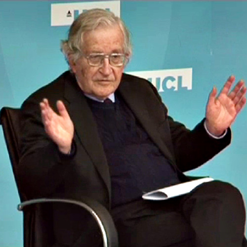 Professor Noam Chomsky - UCL Rickman Godlee Lecture 2011 (Part 3 of 3): Questions & Answers