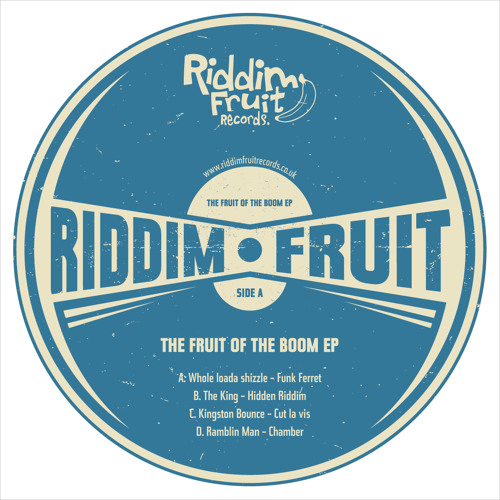 Various Artists - Fruit of the Boom EP (Preview)