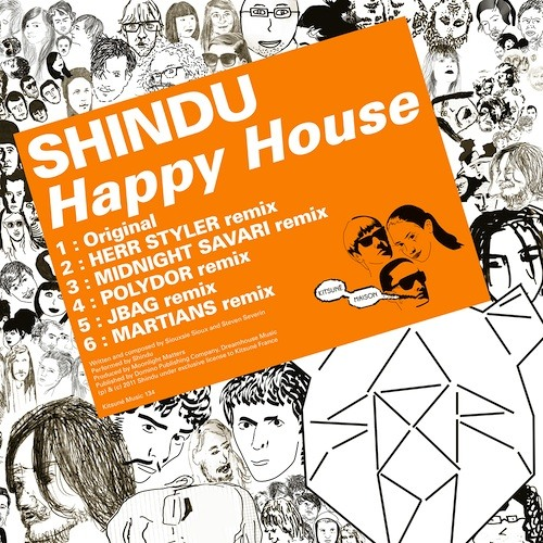 Shindu - Happy House (Original)