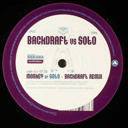 SOTO - Monkey (Backdraft Rmx)