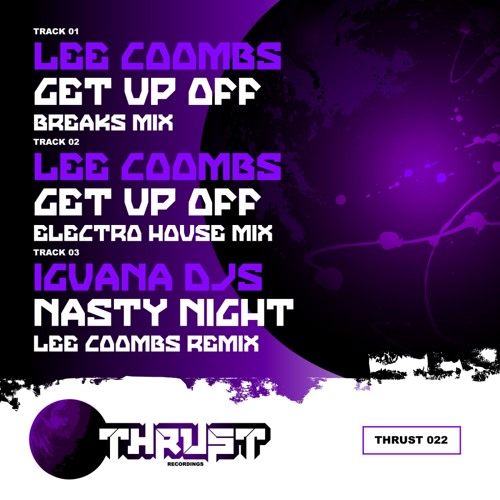 Thrust 022 - Lee Coombs - Get up off EP