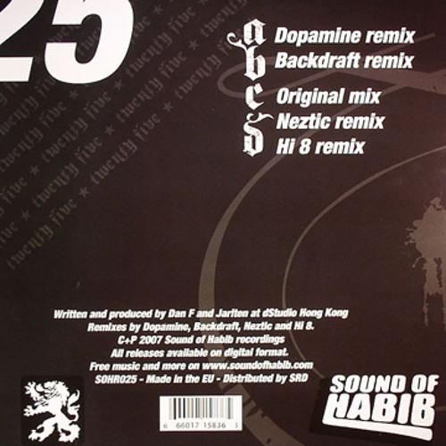 Dan F & Jariten - Halo (Backdraft Remix)