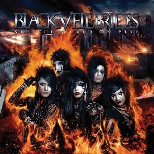 Black Veil Brides - 02 - Set the World on Fire