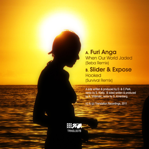 Furi Anga - When Our World Jaded (Seba Remix)