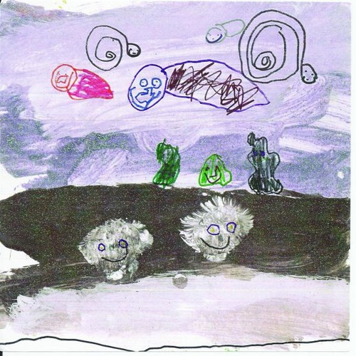 astral social club - monster mittens