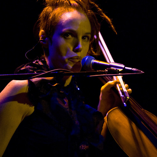 Zoe Keating performing Beethoven's 7th symphony 2nd movement
