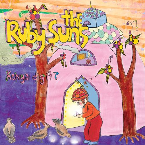 The Ruby Suns - Kenya Dig It