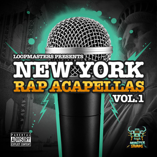 New York Rap Acapellas - Free Samples And Demo!