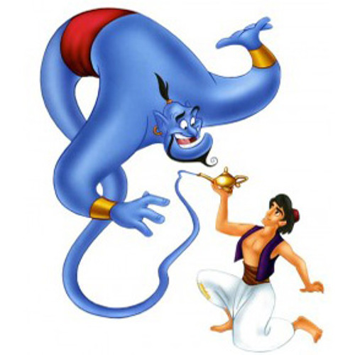 Friend Like Me (Aladdin)