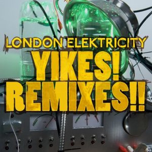London Elektricity - Love The Silence Mutated Forms Remix